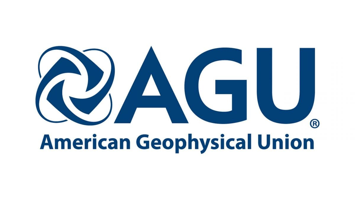 Large SCI-CLAWPS presence at this year's AGU Fall Meeting